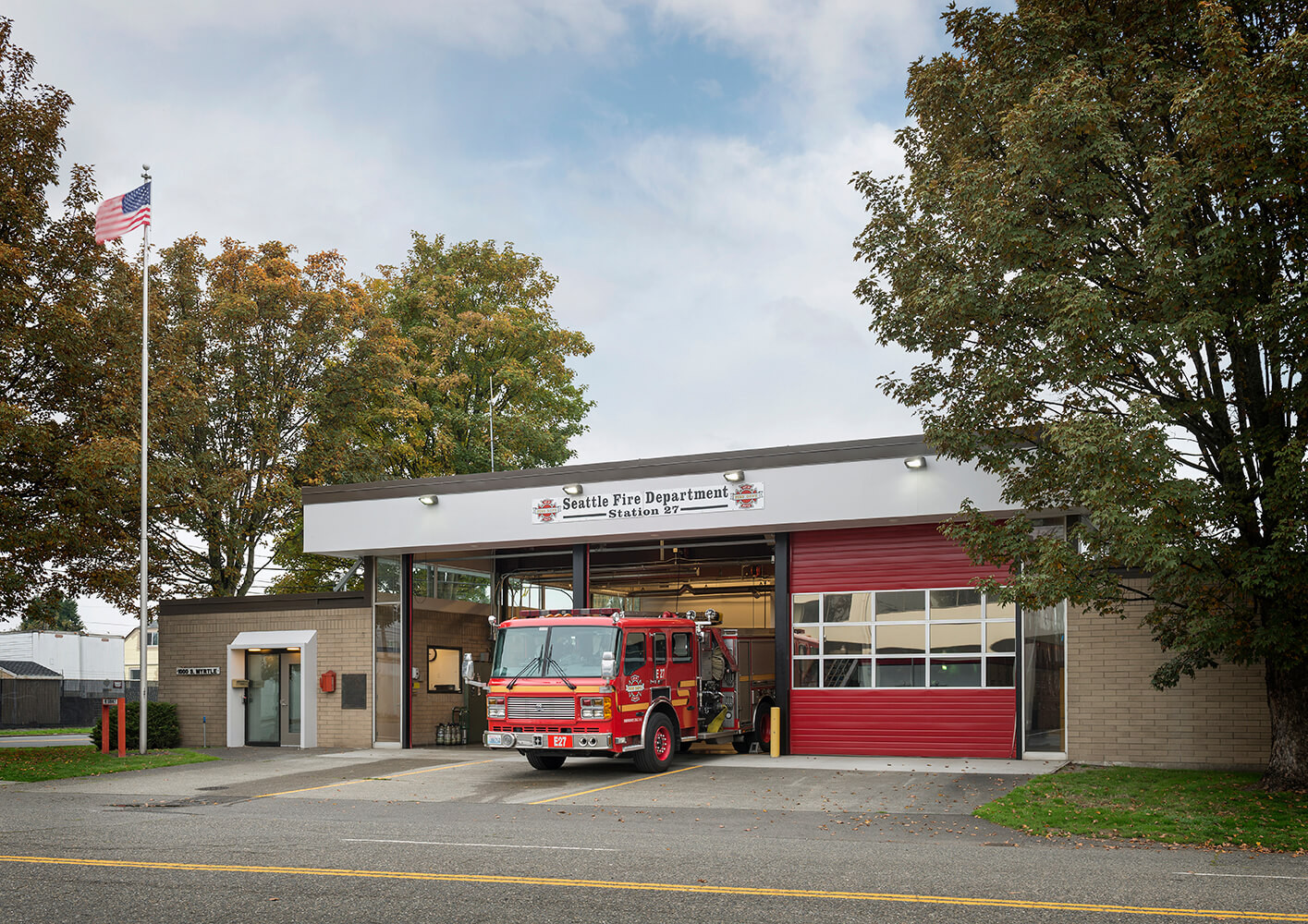 Seattle Fire Station 27 image